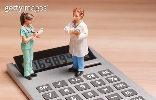 Cost of medical insurance - gettyimageskorea