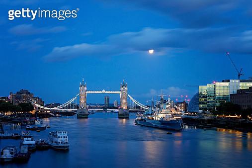 London Tower Bridge - gettyimageskorea