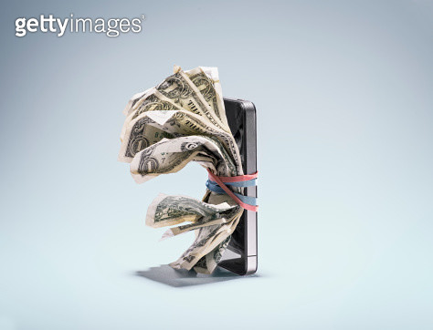 Mobile payment - gettyimageskorea