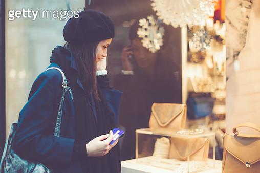 Winter shopping season - gettyimageskorea