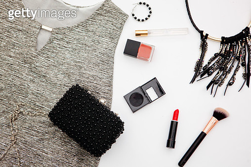 glamour women clothes and accesories. Black and white - gettyimageskorea