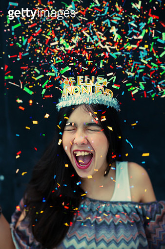 new years girl - gettyimageskorea