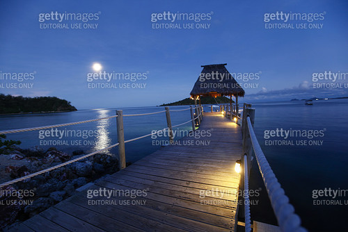 Likuliku Lagoon Resort, Malolo Island, Mamanucas, Fiji - gettyimageskorea