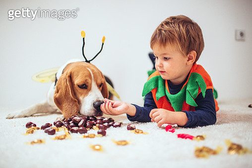 Trick and treats - gettyimageskorea