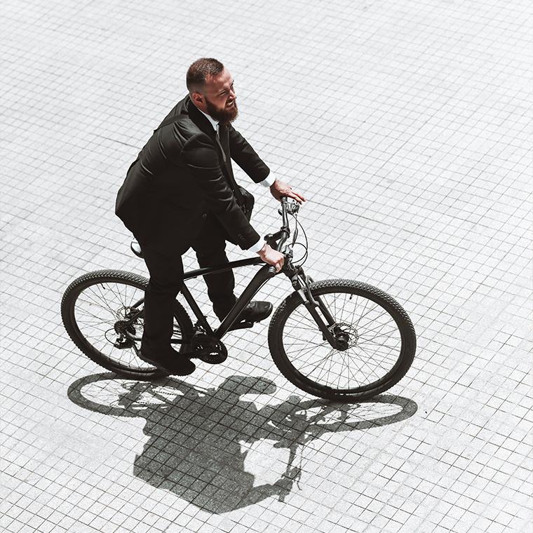 자전거 타기 좋은 계절