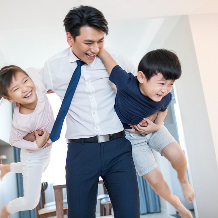 즐거운 가족