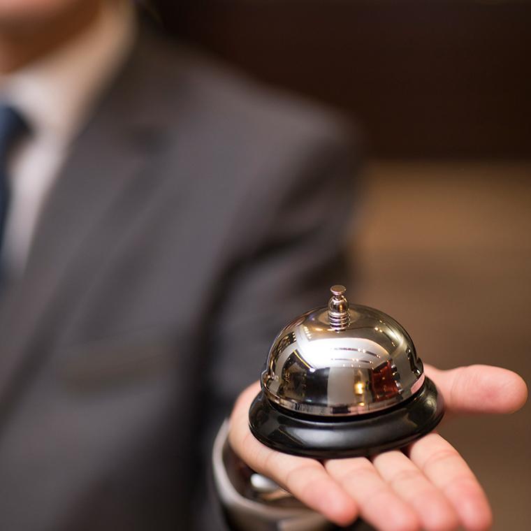 호텔 서비스