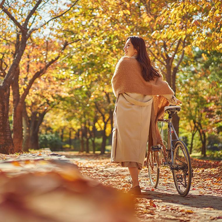 가을의 끝자락