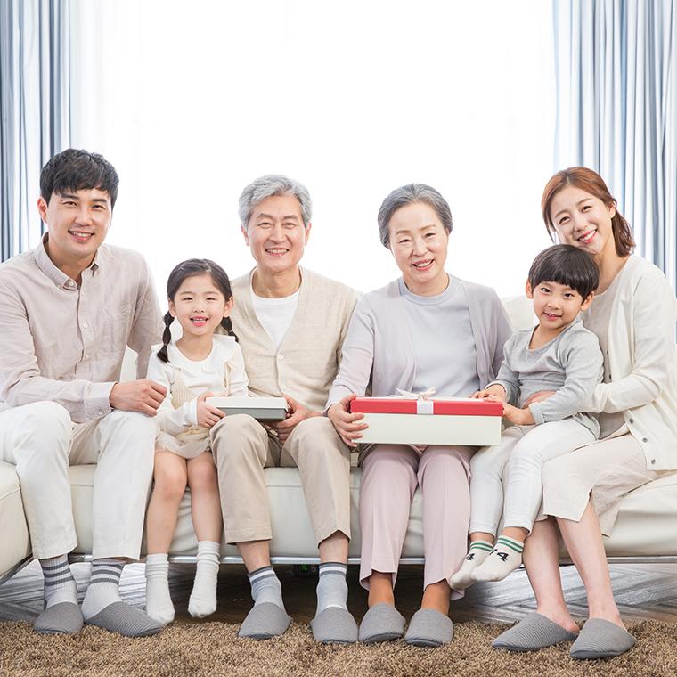 3대 가족