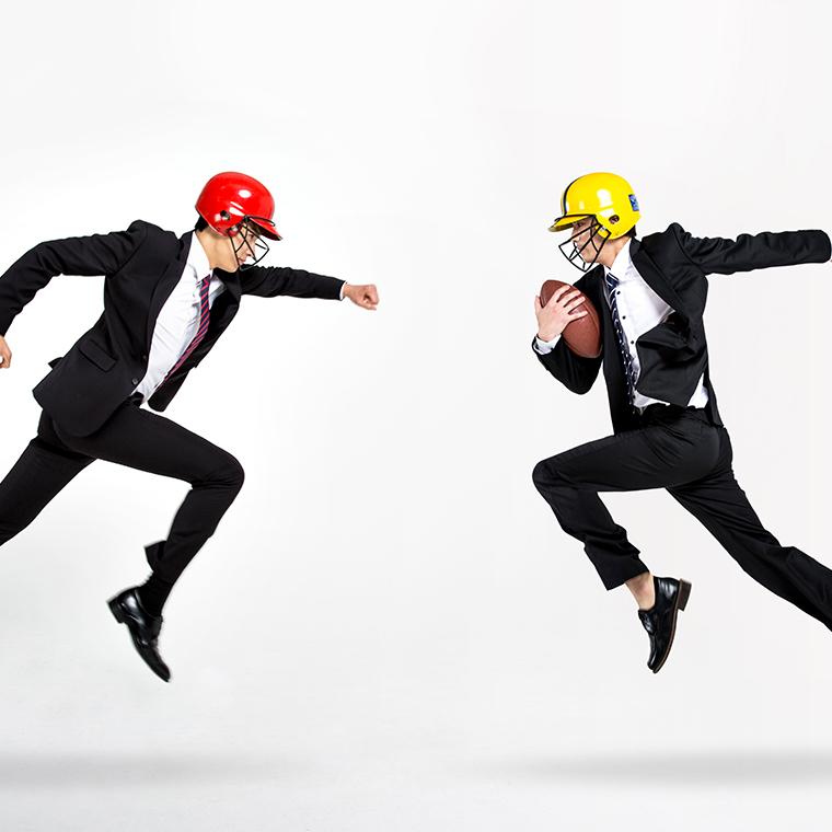 경쟁, 협력 그전에 취업
