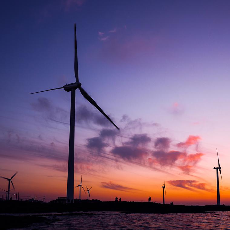 친환경 에너지, 풍력