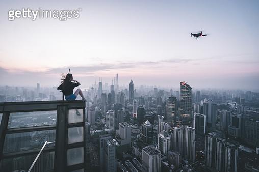 Explore Shanghai - gettyimageskorea