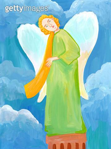 천사의 노래 - gettyimageskorea