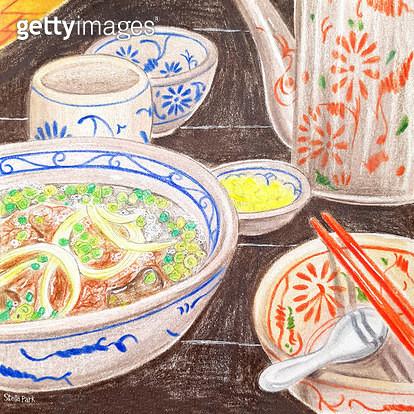 베트남 음식, 쌀국수 - gettyimageskorea