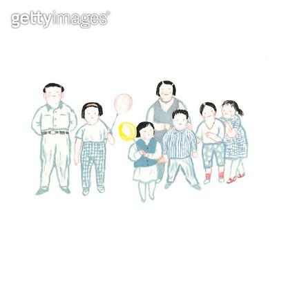 다정한 동네 사람들 - gettyimageskorea