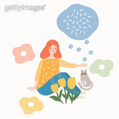 봄날 - gettyimageskorea