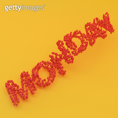 Monday - gettyimageskorea