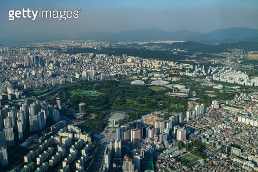 올림픽공원, 대한민국 서울특별시 - gettyimageskorea