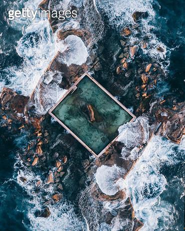 자연의 수영장 - gettyimageskorea