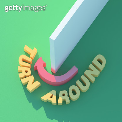 turn around - gettyimageskorea