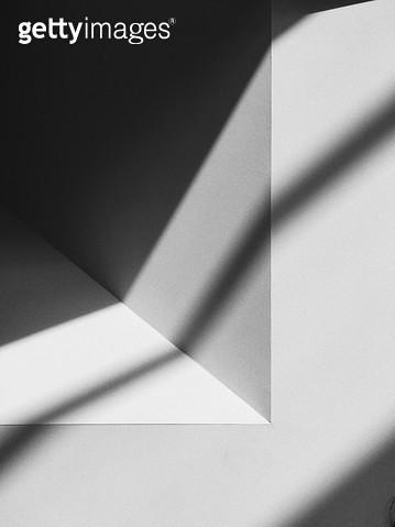 미니멀,벽,선,그림자,기하학 - gettyimageskorea