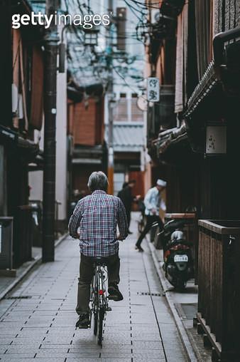 Everydaylife in Kyoto - gettyimageskorea