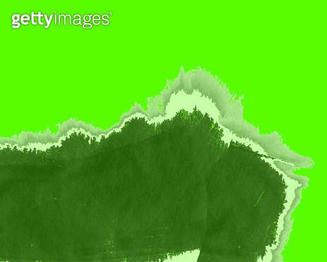 제목 : 우연 (2017년)<br/>소재 : 종이 먹 디지털<br/>작품사이즈 : 42x33(㎝)<br/>작품설명 : 순수미술,그림,미술작품,미술이미지,그림이미지,형상,추상화,비구상,먹그림,자연,디자인 - gettyimageskorea