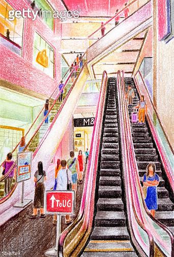 쇼핑몰 - gettyimageskorea