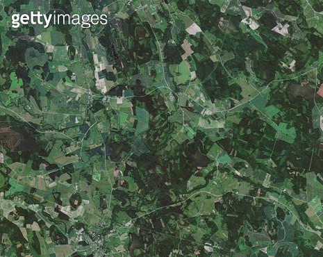 위성사진, 라트비아, 말필스 - gettyimageskorea