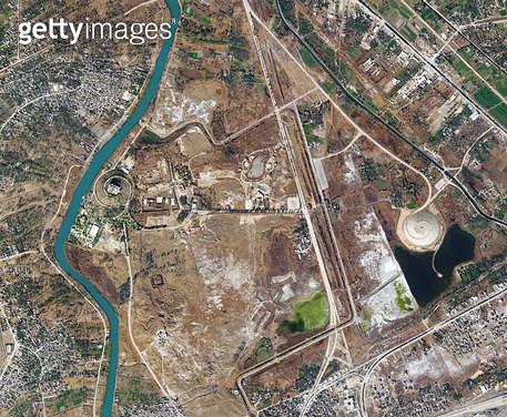 이라크, 바빌론의 공중정원 - gettyimageskorea