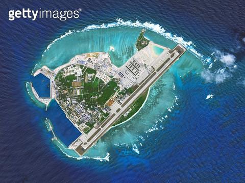 중국, 베트남, 우디 섬 - gettyimageskorea