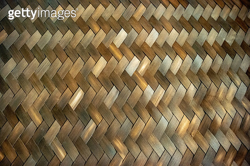 Ceiling pattern of Japanese architecture - gettyimageskorea