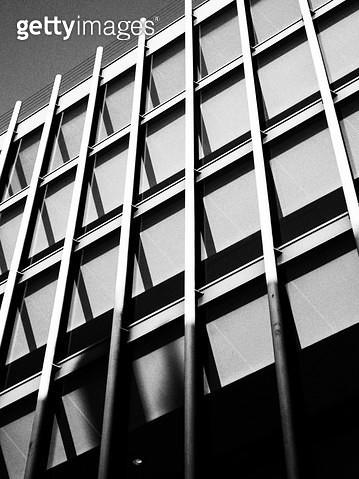 프랑스,건물,미니멀,흑백,기하학,선 - gettyimageskorea