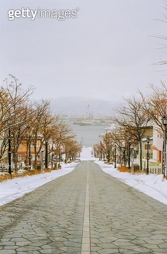 하코다테, 모토마치언덕 - gettyimageskorea