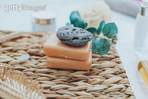floral handmade soap - gettyimageskorea