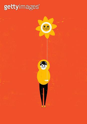 Positive thinking - gettyimageskorea