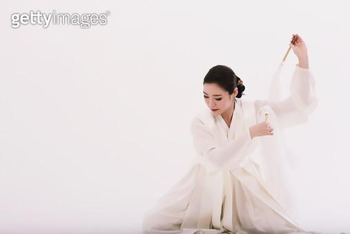한국전통춤 지전,중요무형문화재 제72호, - gettyimageskorea