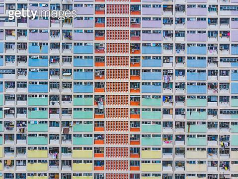 Rainbow Tun, Hong Kong - gettyimageskorea