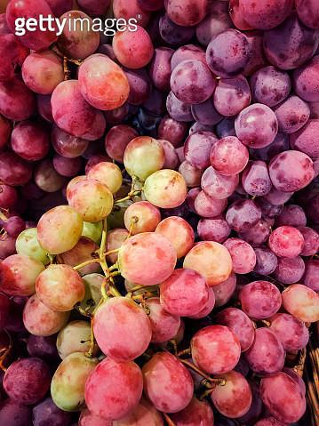 Wine grape fruit - gettyimageskorea