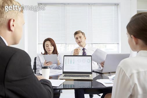 사무실 비즈니스 - gettyimageskorea