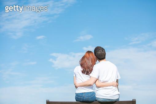 커플 (인간관계), 데이트, 감성, 이성커플 (커플), 한국인, 동양인 (인종), 로맨스 (컨셉), 이성커플, 로맨틱 - gettyimageskorea