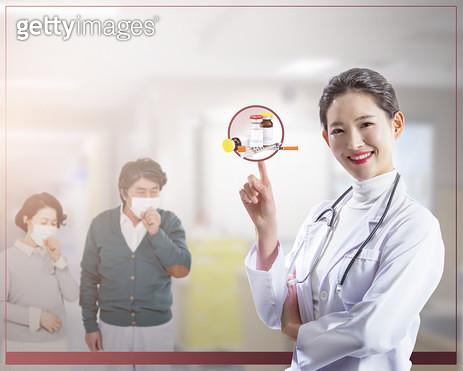 감기, 건강관리 (주제), 건강한생활 (주제), 바이러스, 질병 - gettyimageskorea