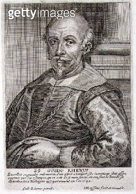 <b>Title</b> : Self Portrait, plate 29 from a series of portraits of artists, engraved by Joannes Meyssens (1612-70) (engraving)<br><b>Medium</b> : engraving<br><b>Location</b> : Private Collection<br> - gettyimageskorea