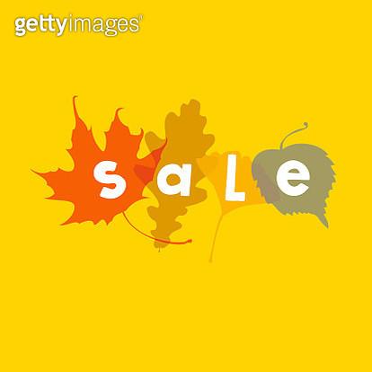 Autumn Sale - gettyimageskorea