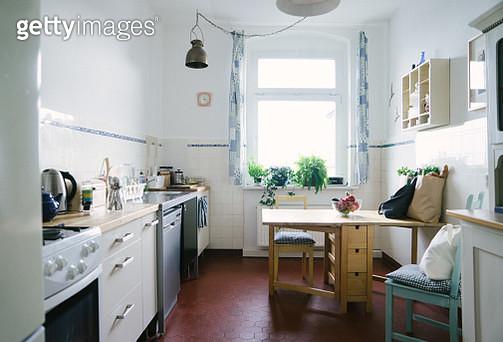 Domestic kitchen - gettyimageskorea