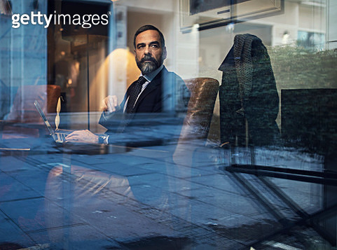 Mature businessman - gettyimageskorea
