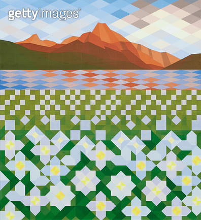 Painting for painting 18no10 - gettyimageskorea