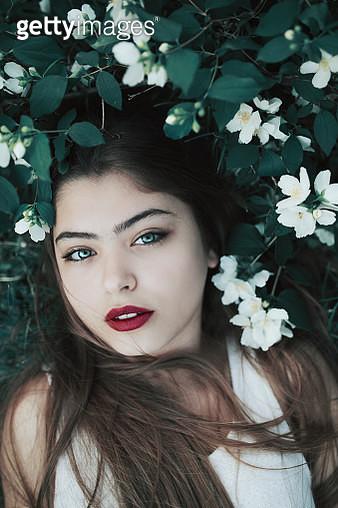Green eyes - gettyimageskorea