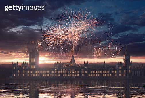 A Fantasy Hogwarts-Style Visualization Of The Palace of Westminster - gettyimageskorea