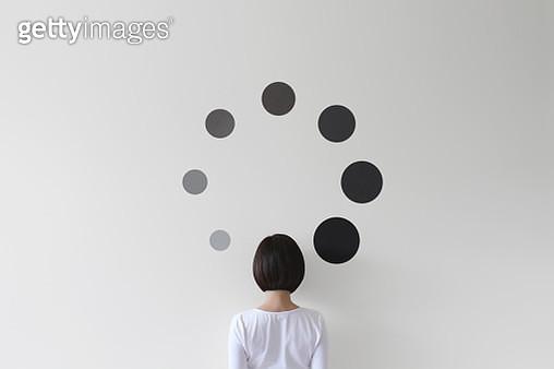 Conceptual loading symbol - gettyimageskorea